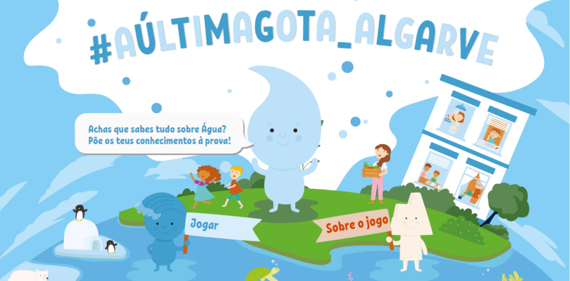 Quiz online #AÚltimaGota_Algarve